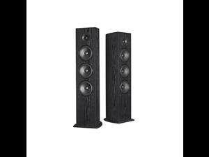 Pioneer SP-FS52 Floorstanding Speakers – Black – Pair