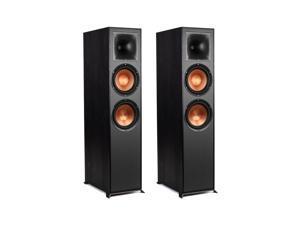 Klipsch R820FB Reference Floor-standing Speakers – Black – Pair