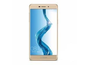 Coolpad Y803-9 MTK 6735P Quad-core CPU 3GB RAM 16GB ROM 4G FDD-LTE 5.5 Inch 1280*720 Pixel Dual SIM card NFC 2.5D Glass Screen Gold