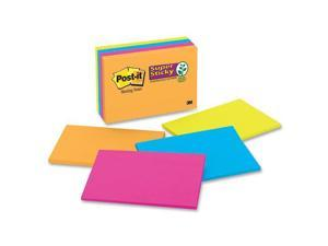 Meeting Notes in Rio de Janeiro Colors, 6 x 4, 45-Sheet, 8/Pack 6445-SSP
