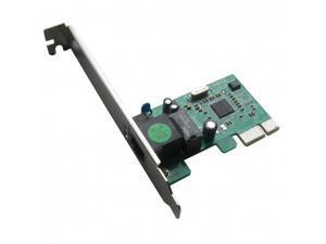 HiRO H50218 Internal PCI-Express Gigabit LAN Ethernet Card