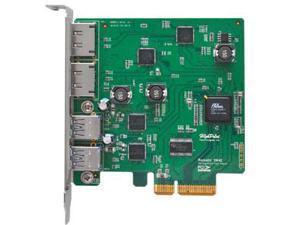 HighPoint RU1144E PCI-Express 2.0 x4 USB/Serial ATA Combo Adapter 6GB S ESATA 5GB RocketU 1144E HBA