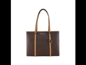 Michael Kors Womens Sady Multifunction Top Zip Tote Bag ... 2c52c52174