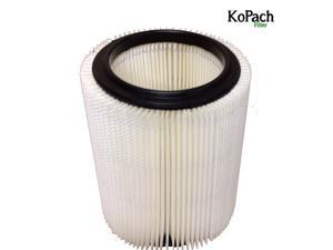 Craftsman/Ridgid Shop-Vac Generic Replacement Cartridge Filter