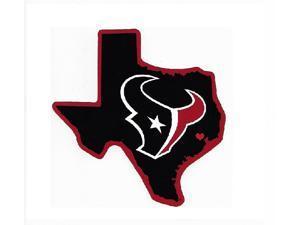 Houston Texans Home State Vinyl Sticker