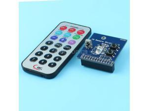 Raspberry Pi IR infrared remote Shield V1.0 expansion board Transceivers Module