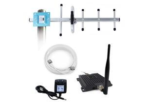 Signalbox 65dB 850MHz Cell Phone Signal Booster work with 3G data and Voice
