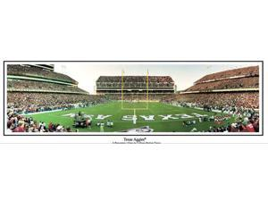 Texas A&M Aggies - Kyle Field in College Station, Texas - NCAA Collage Football 13.5x39 Unframed Panoramic Poster #5004