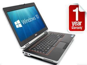 """Dell Latitude e6420 i5 2.5 GHz 4gb 320gb HD 14"""" HD Screen - Windows 10 Pro  - Grade B"""
