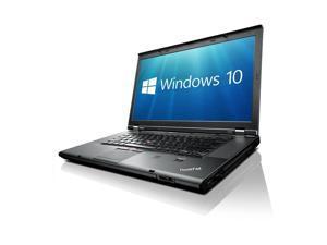 "Lenovo Thinkpad T530 - i7 (2.9GHz to 3.5GHz Turbo) - 16GB Memory -256gb SSD - 15.6"" HD LCD  - Windows 10 Pro 64 - Webcam"