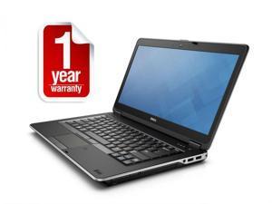 """DELL Laptop Latitude E6440 Intel Core i5 4th Gen 4300M (2.60 GHz) 8 GB Memory 256 GB SSD 14.0"""" HD Screen Windows 10 Professional  Webcam"""