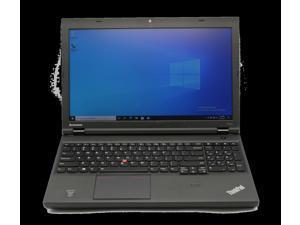 "Lenovo ThinkPad T540p Intel Core i5 4300M (2.60 GHz) 8 GB Memory 512 GB SSD Intel HD Graphics 4600 15.6"" Windows 10 Pro 64-bit"