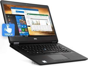 "Dell Latitude E7470 QHD Touch Screen Intel Core i5 6300U, 16GB Ram 256GB m.2 SSD - 14"" 2560x1440 Res. Webcam, Backlit Keyboard Win 10 Pro"