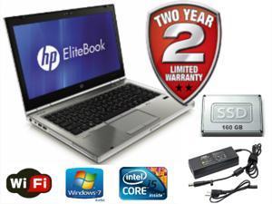 HP Elitebook 8460p Laptop - Core i5 2 5ghz - 4GB DDR3 - 250GB HDD - DVDRW -  Win7 Pro - Webcam - Newegg com