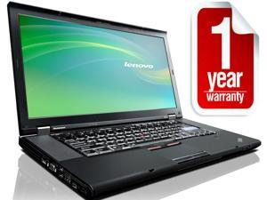 "Lenovo Thinkpad T520 - i5 2.5GHz - 8gb - 320gb HD - - 15.6"" Screen - Webcam- Win 10 Pro 64 - 1 YEAR WARRANTY"