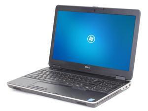 """DELL Latitude E6540 Intel 4th Gen Core i7-4600M (2.90 GHz) 16 GB Memory 256GB SSD 15.6"""" Windows 10 Pro 64-Bit"""