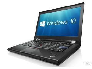 "Lenovo ThinkPad T420 - I5-2520 2.5GHz - 4GB RAM - 240gb SSD  DVD-RW - 14"" - Win 10 Pro"
