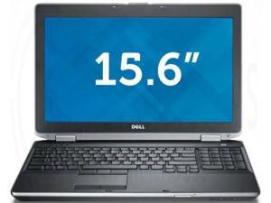 "Dell Latitude E6530 3rd Generation i5 2.6GHz - 8gb RAM - 320GB Hard Drive - 15.6"" LCD Screen 1366x768 Res. -  Windows 10 Pro"