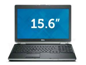 """Dell Latitude E6520 2nd Gen i5 2.5GHz - 8gb RAM - 240GB SSD- 15.6"""" LCD Screen - Windows 10 Pro 64"""