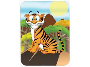 Tiger Glass Cutting Board Large APH7633LCB