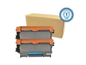 2 High Yield TN450 Black Toner Cartridge for Brother TN420 TN450 DR420 Toner Printer DCP-7060D DCP-7065DN HL-2130 HL-2220 HL-2230 HL-2240 HL-2240D HL-2270DW HL-2280DW MFC-7360N MFC-7460DN MFC-7860DW