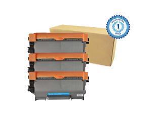 3 High Yield TN450 Black Toner Cartridge for Brother TN420 TN450 DR420 Toner Printer DCP-7060D DCP-7065DN HL-2130 HL-2220 HL-2230 HL-2240 HL-2240D HL-2270DW HL-2280DW MFC-7360N MFC-7460DN MFC-7860DW