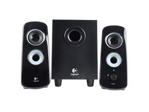 Logitech Logicool Z323 3-Piece 2.1 Channel Multimedia Speaker System