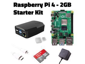 MakerBright Raspberry Pi 4 - 2GB Starter Kit
