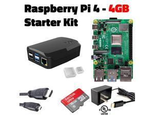MakerBright Raspberry Pi 4 - 4GB Starter Kit