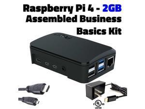 Raspberry Pi 4 Business Basics Kit - Assembled & Tested
