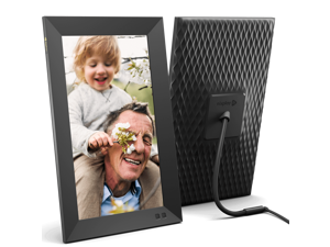 Nixplay 13 Inch Full HD Smart Digital Photo Frame W13D - Share Via Email or App