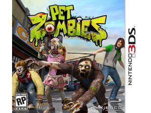 PET ZOMBIES (NINTENDO 3DS)