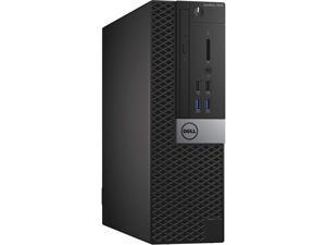 Dell OptiPlex 7040 SFF Desktop Intel Quad Core i7-6700 3.40GHz 8 GB DDR4 256 GB M.2 SSD + 1TB HD Windows 10 Pro