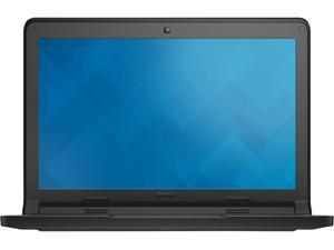 "Dell Chromebook 11 3120 Laptop - Intel Celeron N2840 2.16GHz 4GB RAM 16GB SSD WebCam 11.6"" ChromeOS Grade B"