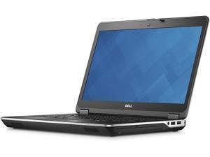 Dell Latitude E6440 Laptop - Intel Core i5 4300M 2.6Ghz, 8GB DDR3, 240GB SSD, HDMI, DVDRW, Webcam, Windows 10 Home - Grade B
