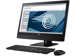 "Dell AIO Grade A OptiPlex 7440 24"" FHD 1920x1080 All-In-One Computer - Intel Core i5-6500 Quad (upto 3.60GHz), 8GB DDR4, 256GB SSD, (802.11ac) + Bluetooth, Webcam, Windows 10 Pro, Keyboard & Mouse"