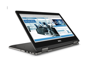 "Dell Latitude 3379 13"" Touchscreen FHD 2-in-1 Laptop - Intel Core i5-6300U (upto 3.0GHz), 16GB RAM, 256GB SSD, Webcam, Wireless-AC+BT 4.0, 1920x1080 res, Windows 10 Pro"