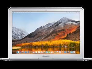 "Apple MacBook Air 13"" A1466 MJVG2LL/A - Intel Core i5-5250U 1.6GHz, 8GB RAM, 128GB SSD, Silver, MacOS Catalina v10.15 (Grade C)"
