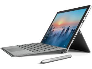 "Microsoft Surface Pro 4 12.3"" TouchScreen 2736x1824 w/ Keyboard  & Pen - Intel Core M3 Processor (upto 2.20GHz), 4GB RAM, 128GB SSD, Intel HD Graphics 515, Windows 10 Pro 64 bit, Charger included"