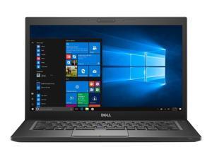 """DELL Grade A Latitude E7250 Business Laptop - Intel Core i7-5600U (upto 3.20 GHz) 16GB Memory 256GB SSD 12.5"""" HD WebCam Windows 10 Pro 64-Bit"""