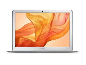 "Apple MacBook Air 13.3"" Mid-2017 Laptop - 5th Gen Intel Core i5-5350U Processor, 8GB Ram, 128GB SSD, MacOS Catalina v10.15 - A1466 MQD32LL/A 2017 - Grade B"