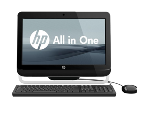 "HP Grade A All-in-One 3420 Pro 20"" HD+ (1600x900) AIO Computer - Intel Core i3 3.30GHz Processor, 8GB Memory, 128GB SSD, WebCam, DVDRW, Windows 10 Professional, USB Keyboard & Mouse"