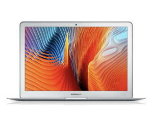 "Apple MacBook Air - 1.40GHz Intel Core i5-4260U 4th Generation (turbo up to 2.70GHz), 4GB RAM, 128GB SSD, 11.6"", MacOS Mojave - Razor Thin A1465 MD711LL/B (2014) B Grade"