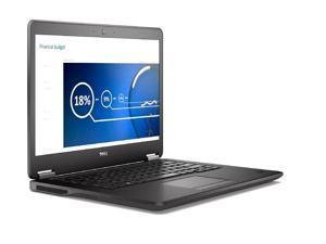"DELL Latitude E7450 14.0"" Ultrabook Laptop - Intel Core i5-5200U (upto 2.70GHz), 8GB Memory, 256GB SSD, WebCam, 802.11ac + BT 4.0, Windows 10 Pro 64-Bit"