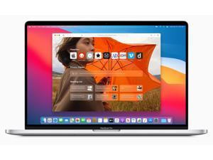 """Apple MacBook Pro """"Retina"""" 15.4"""" Laptop - Intel Core i7-4980HQ 2.80GHz, 16GB RAM, 256GB Flash Storage, AMD Radeon R9 M370X + Iris 5200 Pro, Force Touch Trackpad, macOS 11 Big Sur - MJLU2LL/A Mid-2015"""