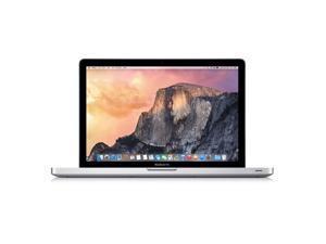"Apple MacBook Pro 15.4"" Laptop - Intel Core i7 2.0GHz Quad (turbo up to 2.90GHz), 8GB Ram, 500GB HDD, AMD Radeon HD 6490M, MacOS High Sierra v10.13 - A1286 MC721LL/A (2011) - Grade B"
