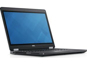 "Dell Latitude E5570 15.6"" HD Business Laptop - 6th Gen Intel-Core i5-6300U 2.4GHz (Up to 3.0GHz), 16 GB DDR4 Ram, NEW 240 GB SSD, WebCam, Bluetooth, Windows 10 Professional 64Bit - Grade A"