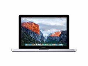 "Apple MacBook Pro 13.3"" Wide LED - Intel Core i5 2.5Ghz, 8GB RAM, 500GB HD, DVDRW, Webcam, AirPort Extreme, Bluetooth, MacOS MOJAVE 10.14 - A1278 MD101LL/A 2012 - Grade B"