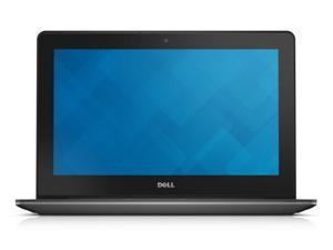 """DELL Chromebook 11 CB1C13 - 4th Gen Intel Celeron Haswell 2955U 1.40GHz, 4 GB Mem, 16 GB SSD, 11.6"""" display (1366 x 768), WebCam, BT 4, 802.11a/b/g/n, Chrome OS - Grade B"""