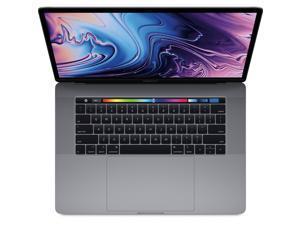 """Apple MacBook Pro 15.4"""" Retina True Tone Laptop (Touch Bar, 8th Gen 6-Core Intel Core i7-8750H 2.20GHz, 16GB RAM, 256GB SSD, AMD Radeon Pro 555X 4GB) - A1990 MR932LL/A (Mid 2018)"""